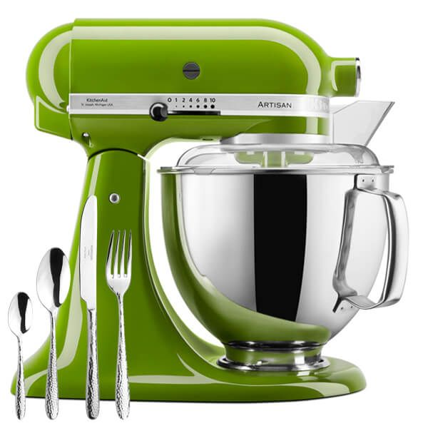 KitchenAid Artisan Mixer 175 Matcha with FREE Gift