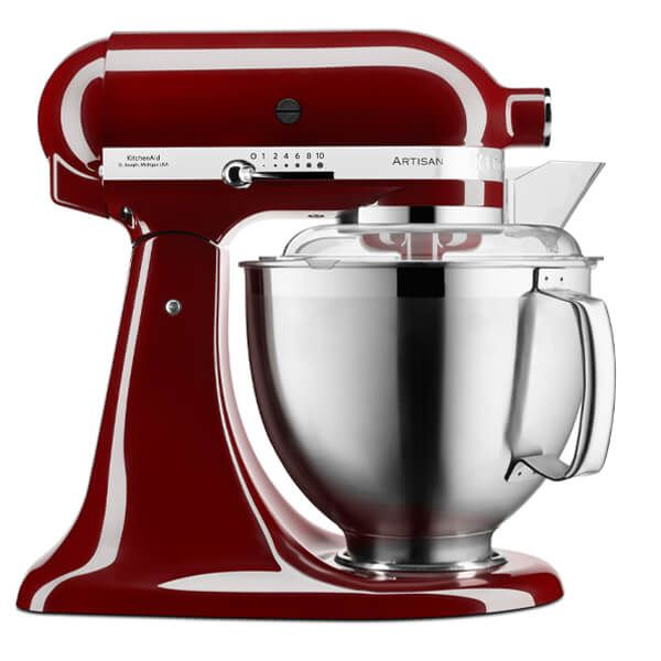 KitchenAid Artisan Mixer 185 Crimson Red