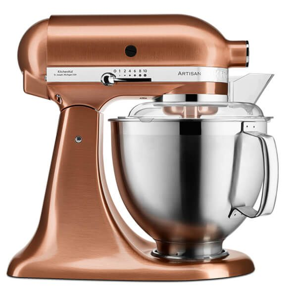 KitchenAid Artisan Mixer 185 Copper
