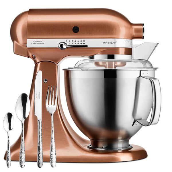 KitchenAid Artisan Mixer 185 Copper With FREE Gift
