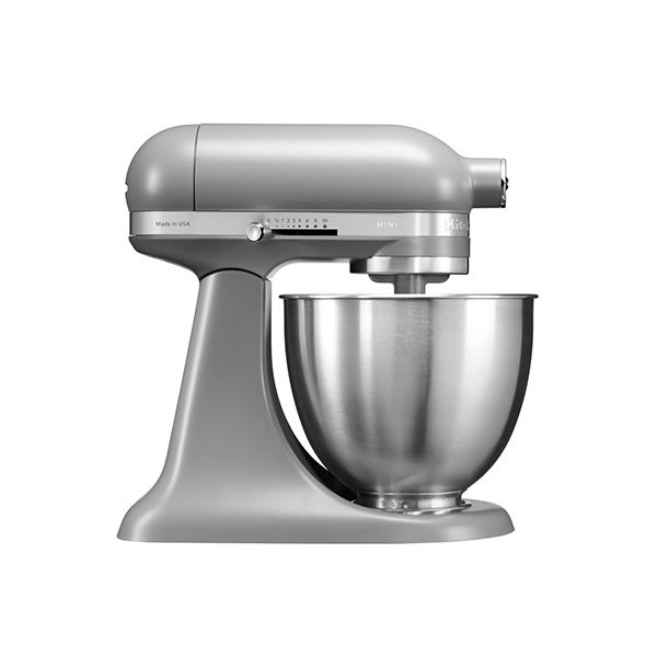 KitchenAid Matte Grey Mini Mixer