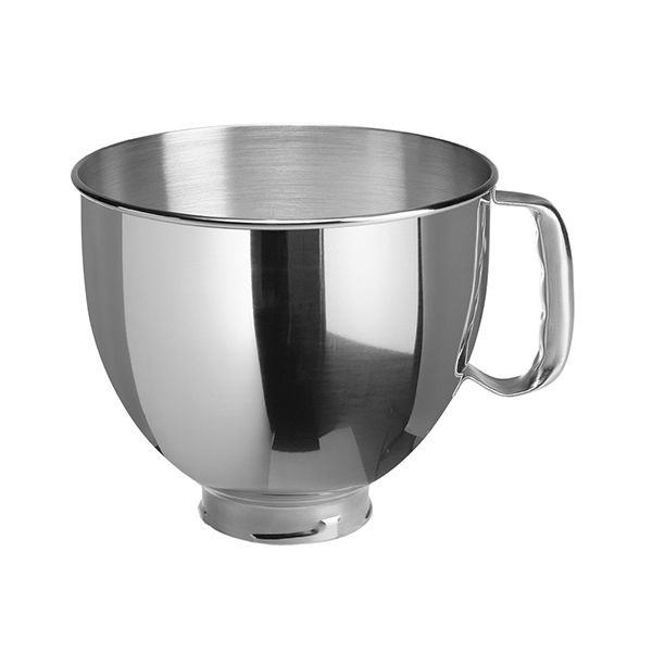 KitchenAid Artisan 4.8 Litre Polished Bowl With Handle