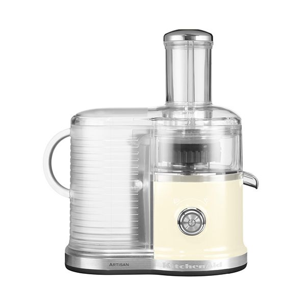 KitchenAid Artisan Almond Cream Fast Centrifugal Juicer