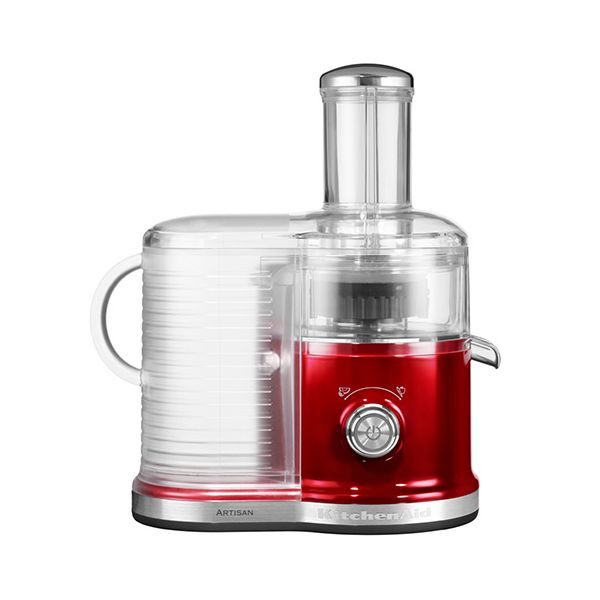 KitchenAid Artisan Candy Apple Fast Centrifugal Juicer