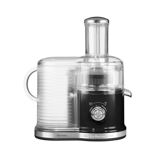 KitchenAid Artisan Onyx Black Fast Centrifugal Juicer
