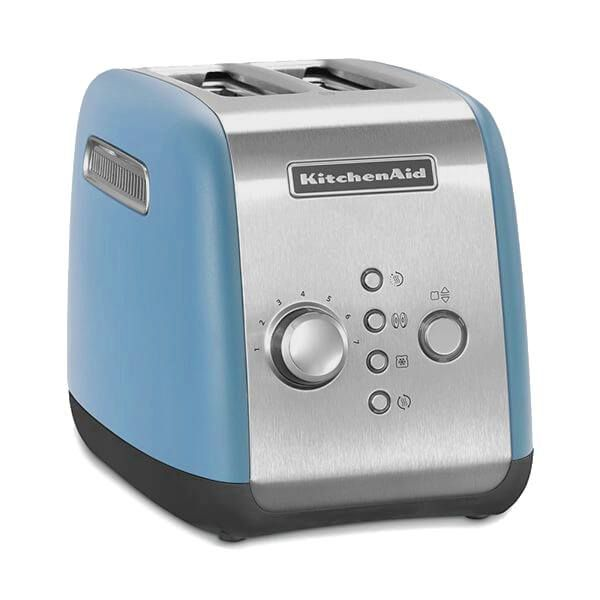 KitchenAid Velvet Blue 2 Slot Toaster