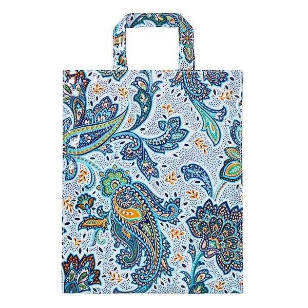 Ulster Weavers Italian Paisley Medium PVC Bag