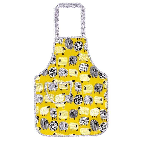 Ulster Weavers Dotty Sheep Childs PVC Apron