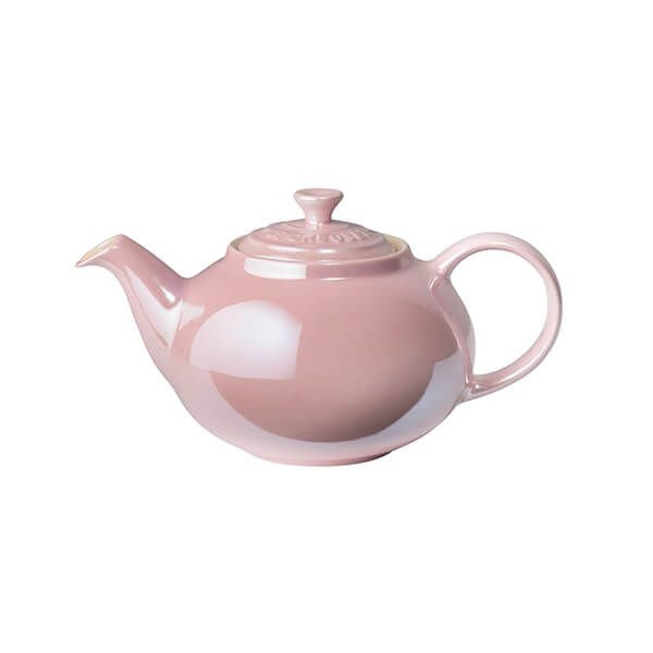Le Creuset Glace Chiffon Pink Small Teapot