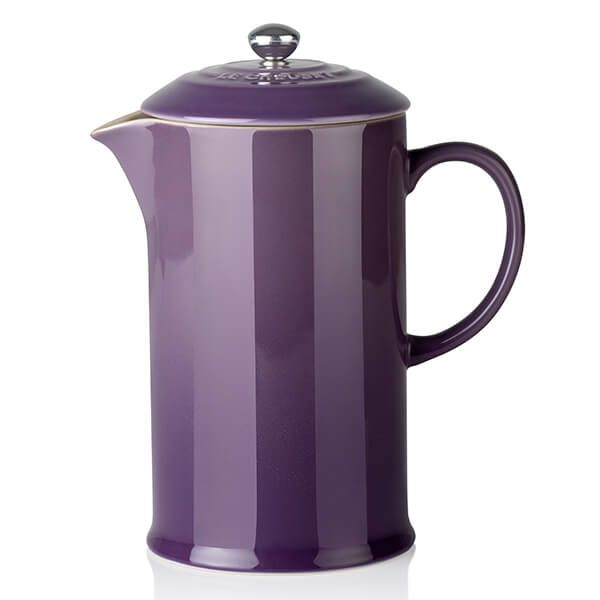Le Creuset Ultra Violet Coffee Pot & Press