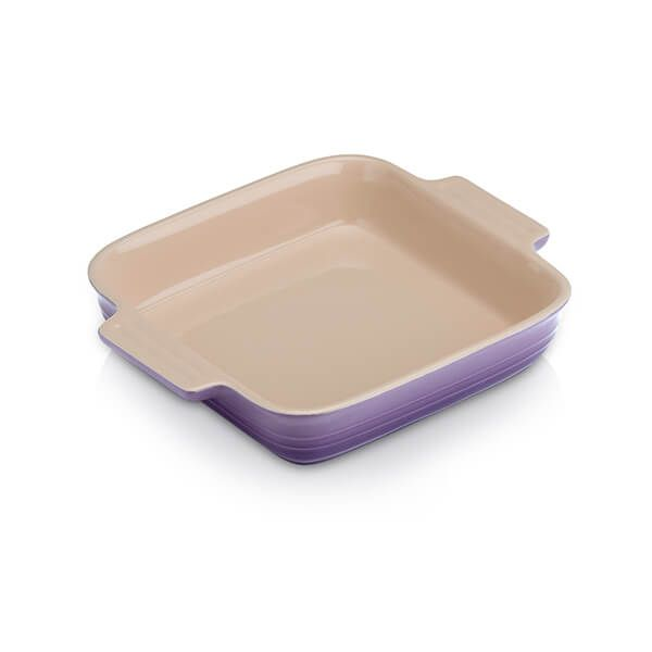 Le Creuset Ultra Violet Stoneware 23cm Square Dish