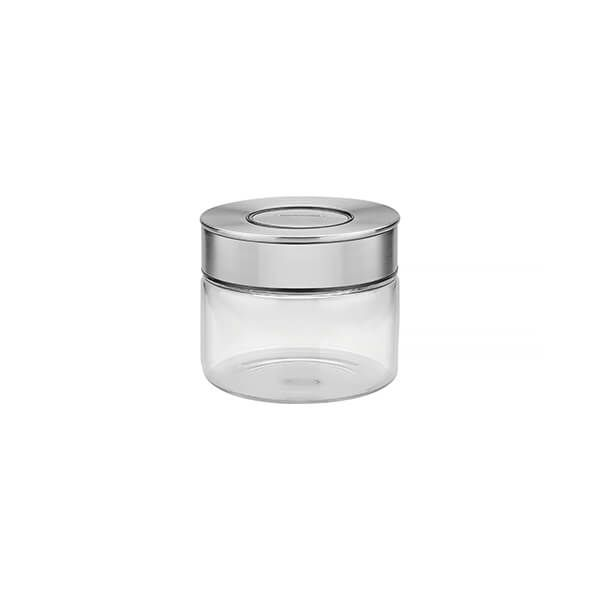 Tramontina Purezza 10cm / 400ml Glass Canister with Airtight Seal