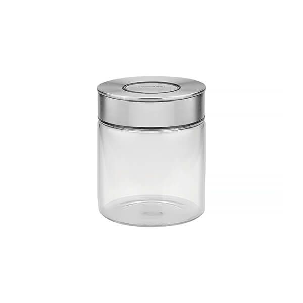 Tramontina Purezza 10cm / 700ml Glass Canister with Airtight Seal