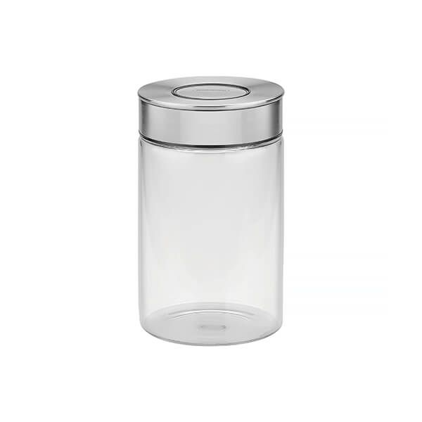 Tramontina Purezza 10cm / 1L Glass Canister with Airtight Seal