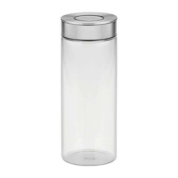 Tramontina Purezza 10cm / 1.8L Glass Canister with Airtight Seal