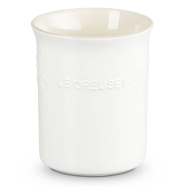 Le Creuset Holly Cotton Stoneware Utensil Jar, 1.1L
