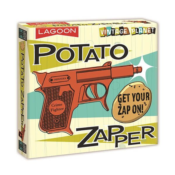 Vintage Planet Potato Zapper