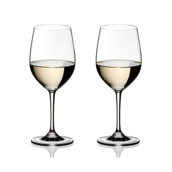 Riedel Vinum Viognier / Chardonnay Wine Glass Twin Pack
