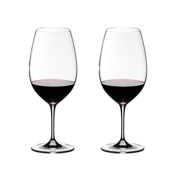 Riedel Vinum Shiraz / Syrah Wine Glass Twin Pack