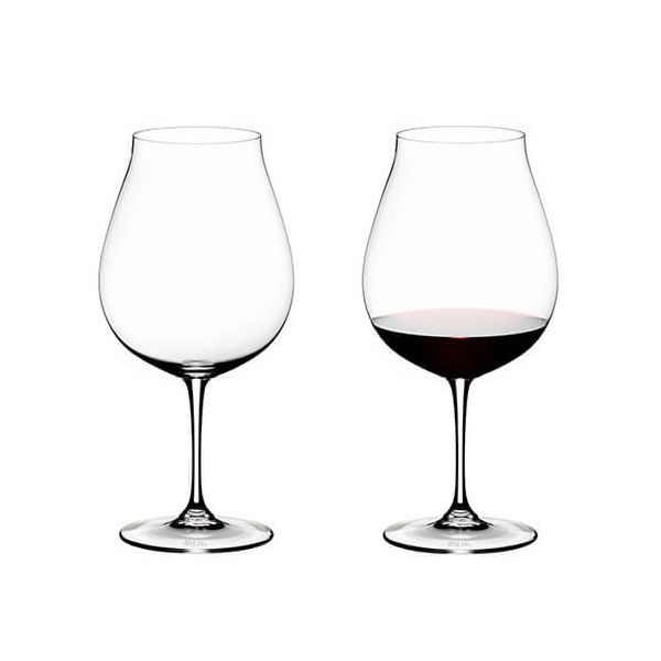 Riedel Vinum New World Pinot Noir Set Of 2 Glasses
