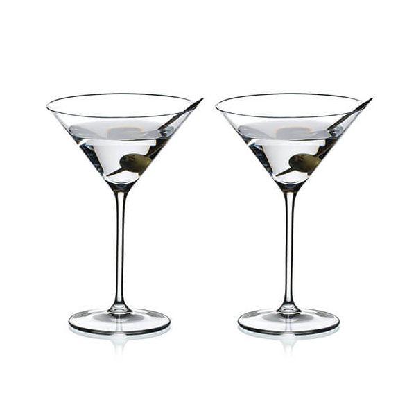 Riedel Vinum XL Martini Set Of 2 Glasses