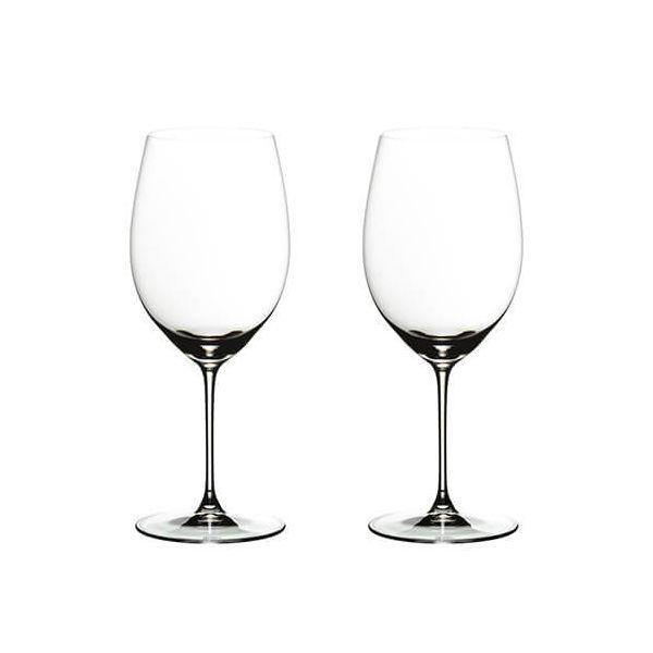 Riedel Veritas Cabernet / Merlot Wine Glass Twin Pack