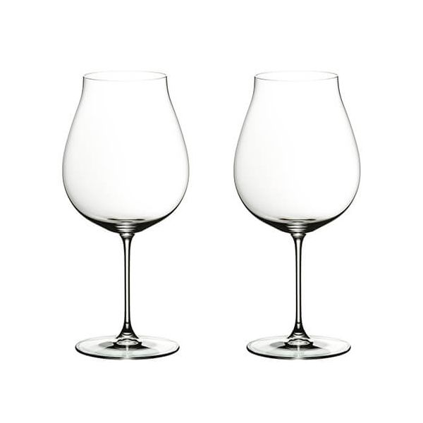 Riedel Veritas New World Pinot Noir Wine Glass Twin Pack