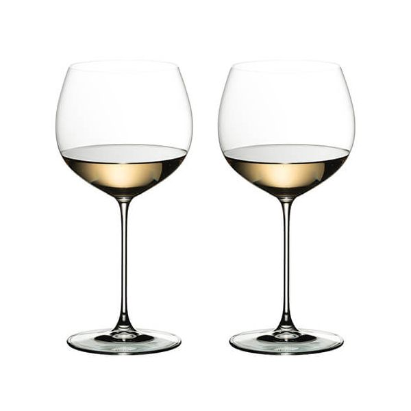Riedel Veritas Chardonnay Wine Glass Twin Pack
