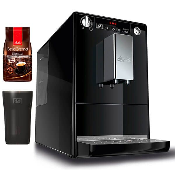 Melitta SOLO E950-101 Black Bean To Cup Coffee Machine With FREE Gifts