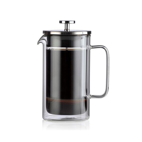 La Cafetiere Costa Double Walled 800ml Cafetiere