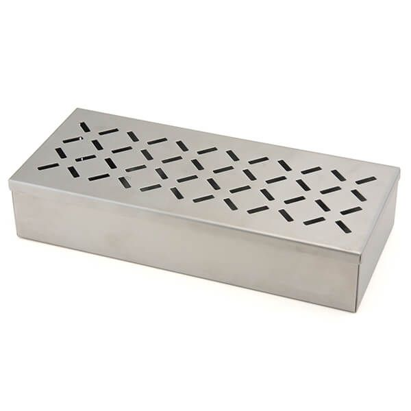 Apollo Stainless Steel Smoker Box