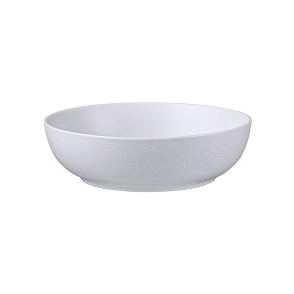 Jamie Oliver White On White Coupe (Little Tinker) Bowl