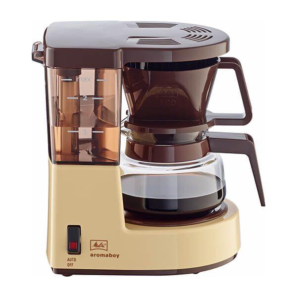 Melitta Aromaboy Beige Filter Coffee Machine 1015-03