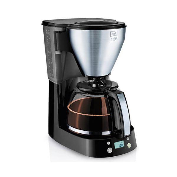 Melitta Look Timer Black Filter Coffee Machine 1011-08