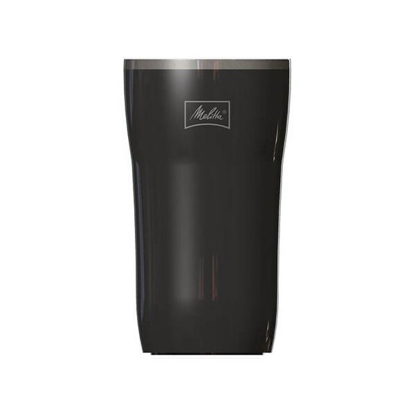Melitta 250ml Black Therm Mug
