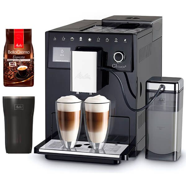 Melitta CI Touch F630-102 Black Bean To Cup Coffee Machine