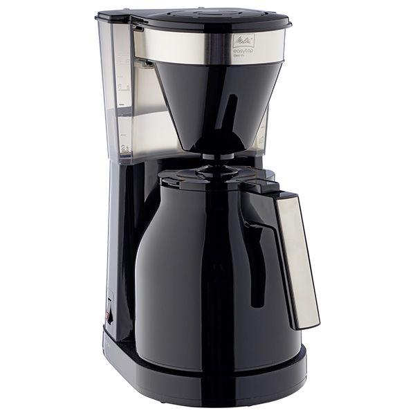 Melitta Easy Top Therm II 1023-08 Black Filter Coffee Machine