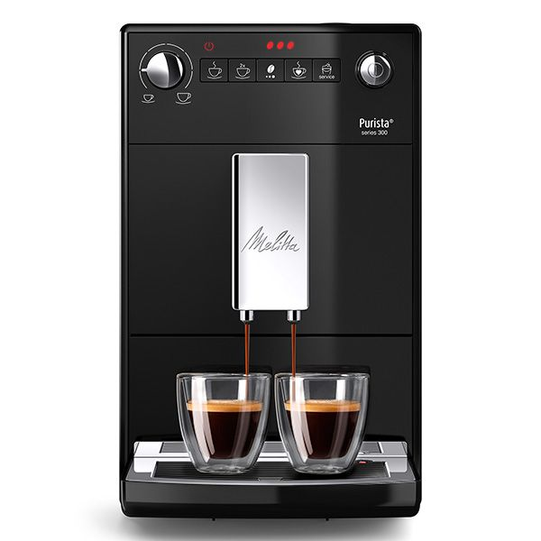Melitta Purista F230-102 Black Bean To Cup Coffee Machine