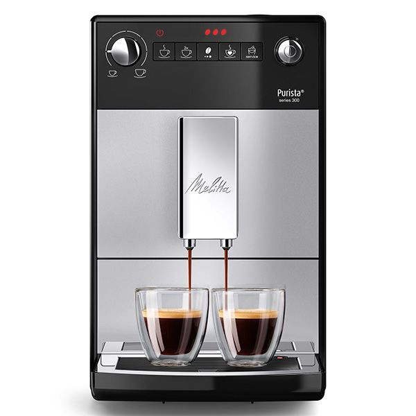 Melitta Purista F230-101 Silver Bean To Cup Coffee Machine