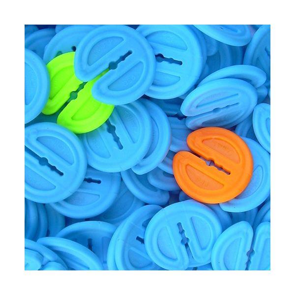 Eddingtons Twisty Pegs Pack Of 40