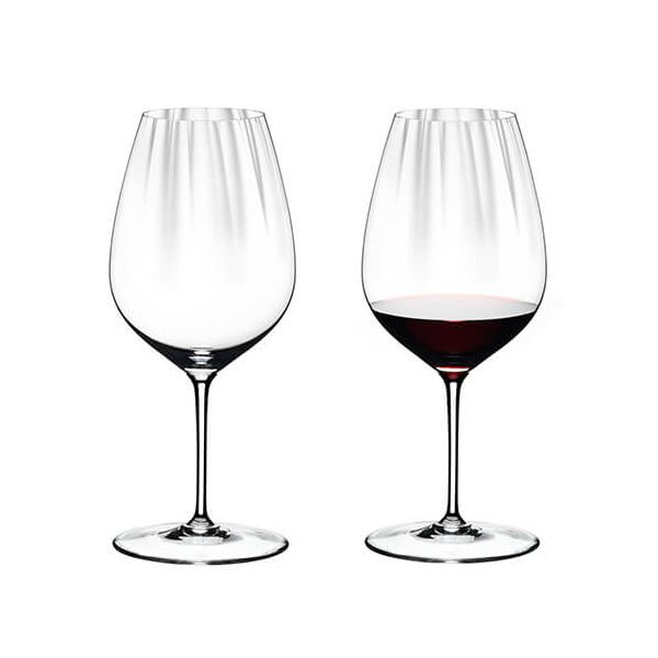 Riedel Performance Cabernet / Merlot Set Of 2 Glasses