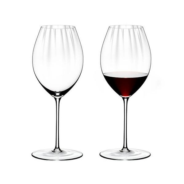 Riedel Performance Syrah / Shiraz Set Of 2 Glasses