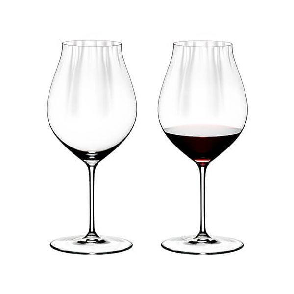 Riedel Performance Pinot Noir Set Of 2 Glasses