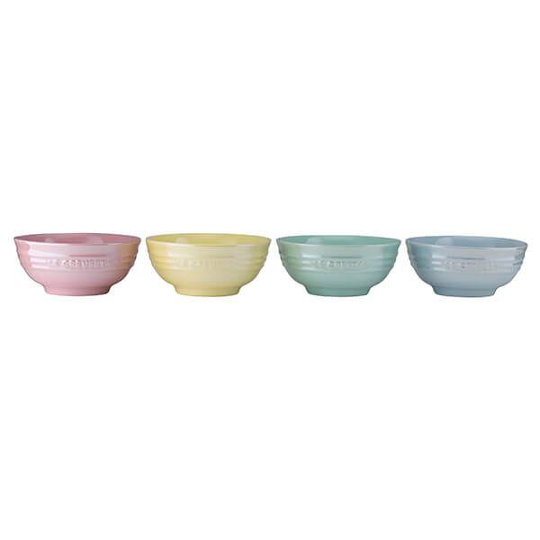 Le Creuset Glace Set of Four Mini Bowls