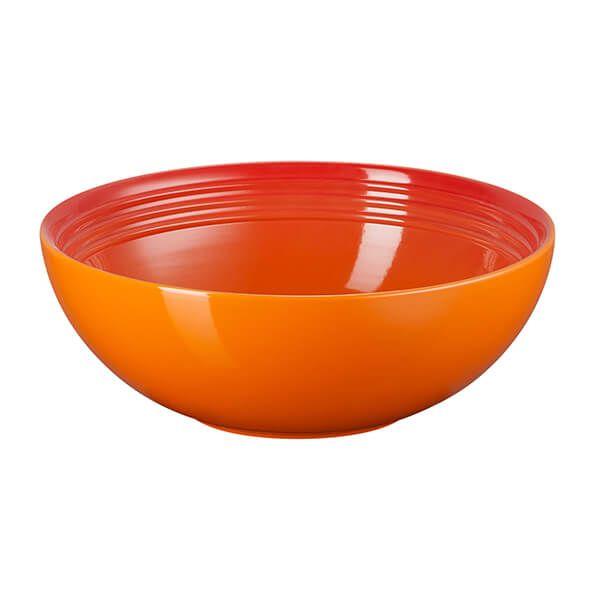 Le Creuset Volcanic Stoneware 24cm Serving Bowl