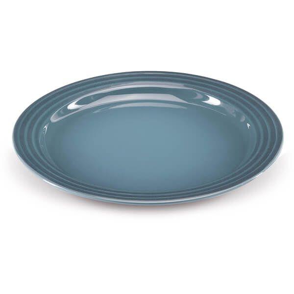 Le Creuset Marine Stoneware 27cm Dinner Plate
