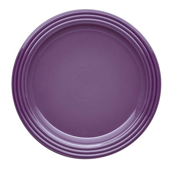 Le Creuset Ultra Violet 27cm Stoneware Dinner Plate