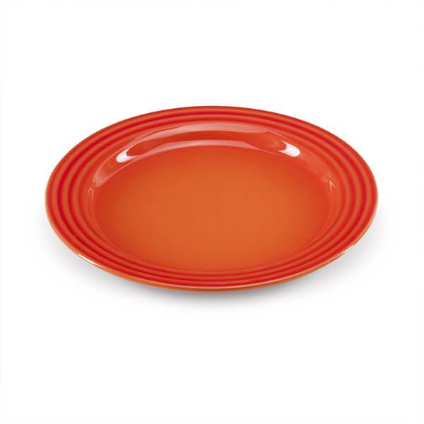 Le Creuset Volcanic Stoneware 22cm Side Plate