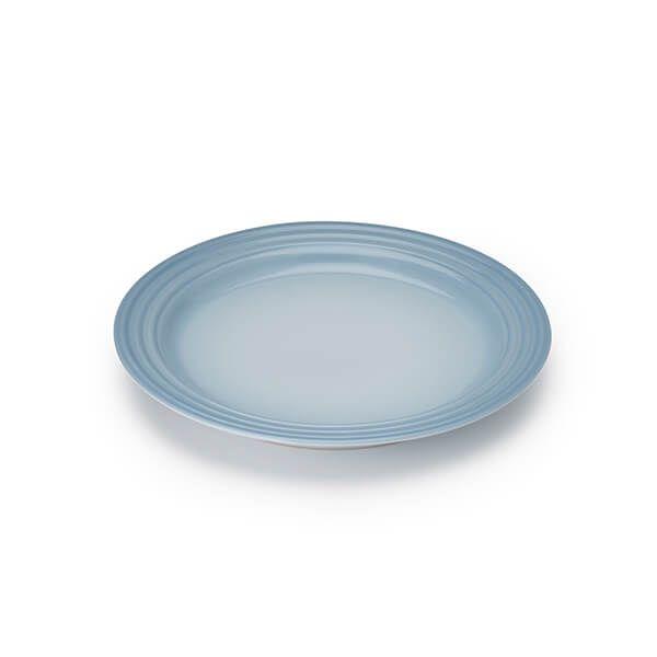 Le Creuset Coastal Blue Stoneware 22cm Side Plate