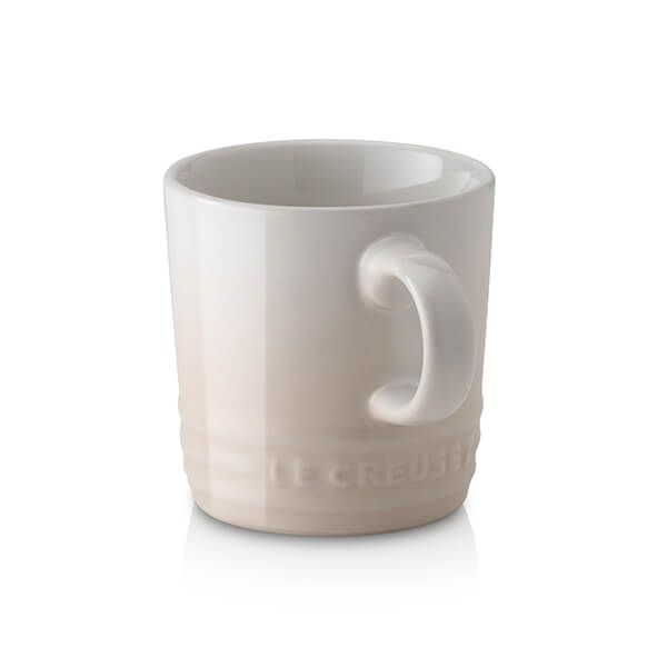 Le Creuset Meringue Stoneware Espresso Mug